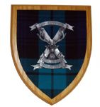 51st Highland Volunteers Wall Plaque